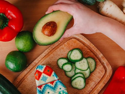 Ako vďaka Včelobalu udržať vaše jedlo dlhšie čerstvé