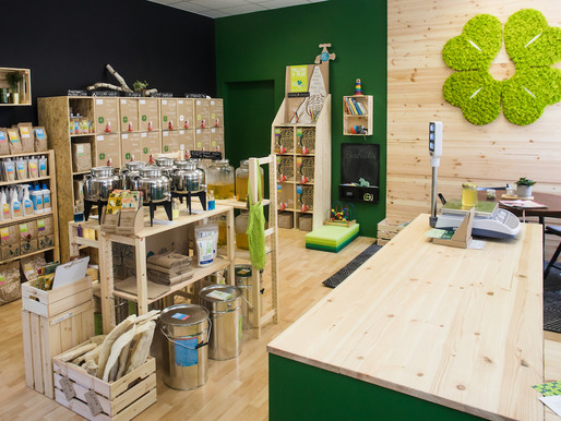 Ohleduplná drogerie, kde najdete vše pro svůj ekologický domov