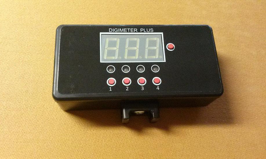 DM-4 4 Battery Digimeter Plus