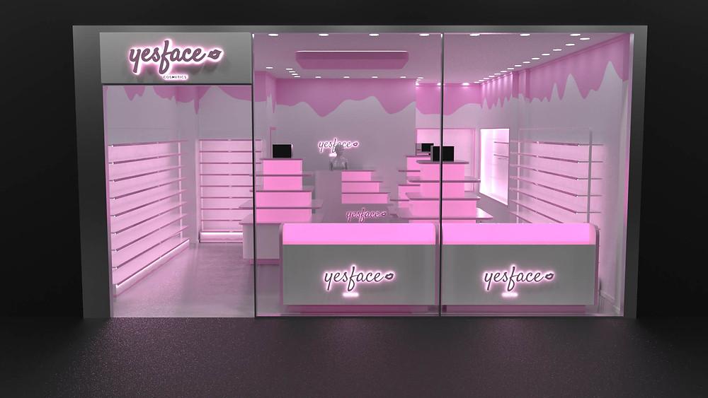 Yesface Kazakhstan, йес фейс казахстан, Yesface Cosmetics