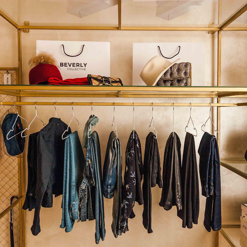 Гардероб, секондхэнд, комисионный магазин, люксовая одежда, вещалки, Secondhand