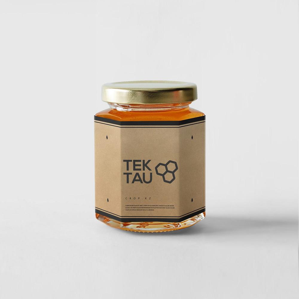 Мёд алматы, дизайн упаковки мёда, дизайн упаковок