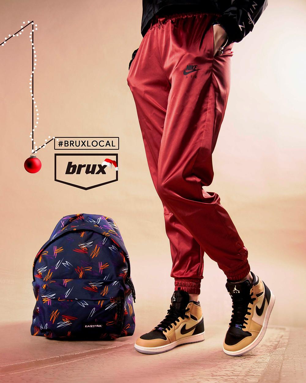 Рюкзак Eastpak, Кроссовки Air Jordan, Kazakhstan fashion, Brux алматы, Бракс новых год,