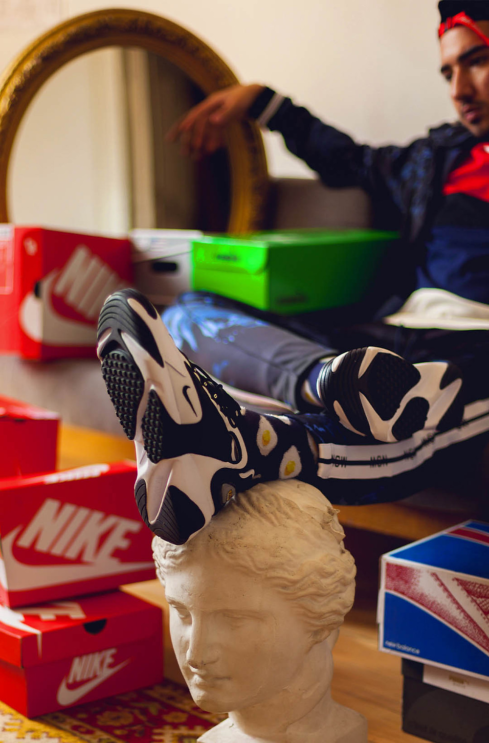 Спортивный костюм Nike Sportswear NSW Palm Tree