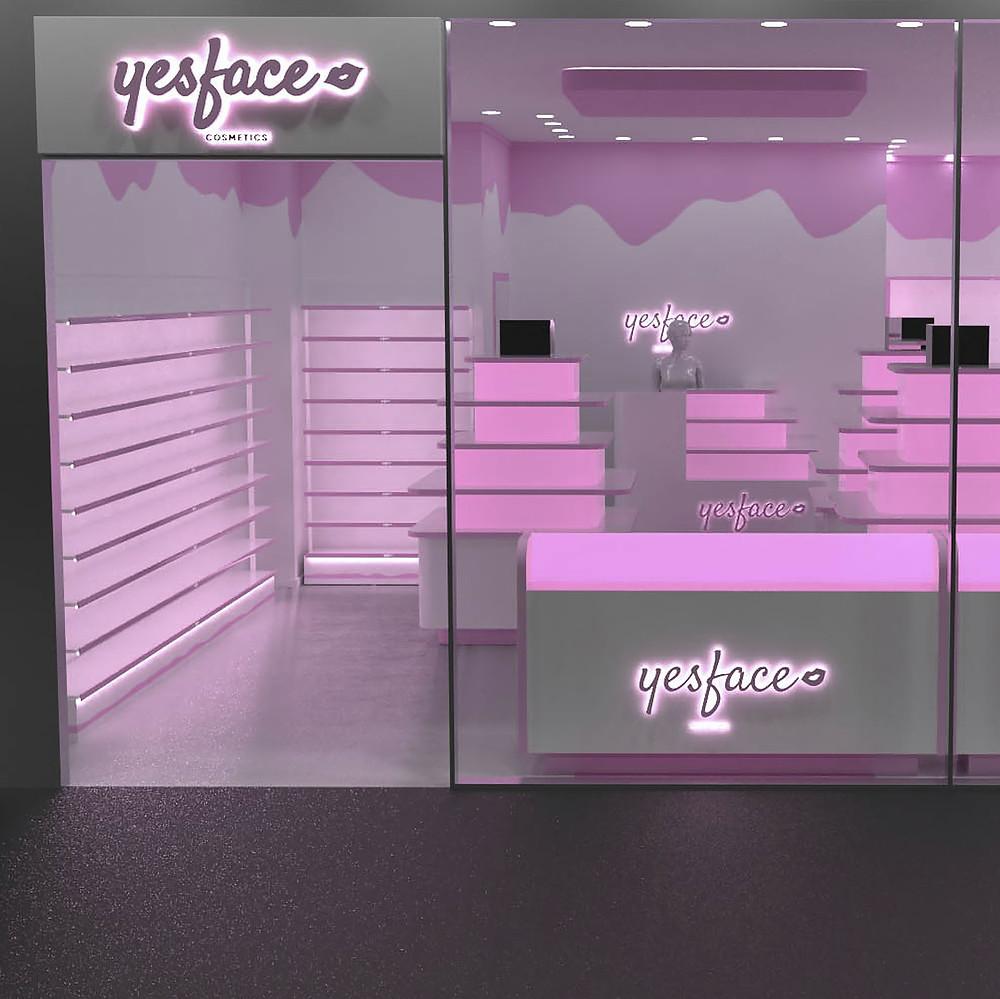 Yesface магазин