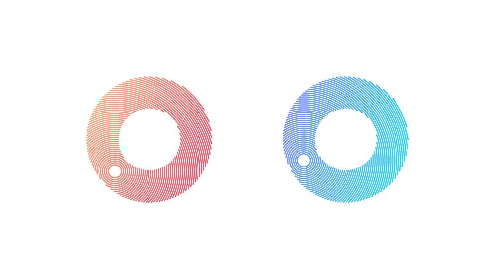 Логотип создание Алматы, Круг, Circle
