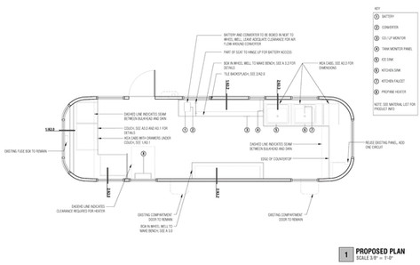 CONSTRUCTION DRAWINGS: PLAN