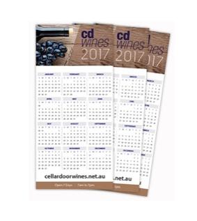 DL Size Calendars