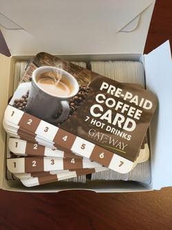 Coffee Cards