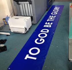 Large Vinyl Banners