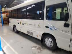 Special Education Bus