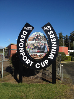 Devonport Cup Winners