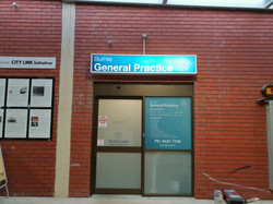 Medical Practice Signage