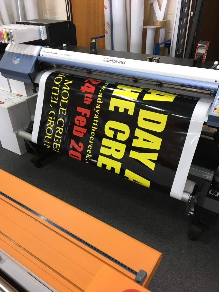 Large Poster Signage