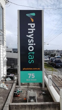 Double Sided Outdoor Signage