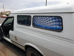 Side Van Windows