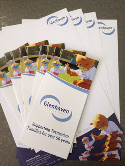 DL Flyers and Letterheads