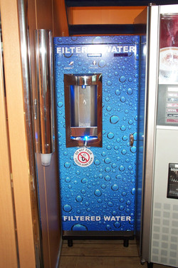 New Image for a Water Dispenser