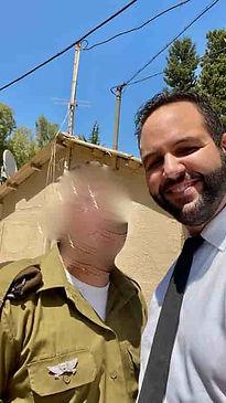 עורך דין צבאי אופיר ברמלי
