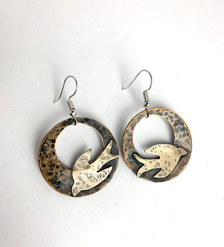 Love those Birds Earrings