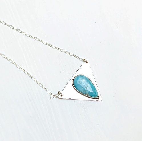 Laramar Triangle Necklace