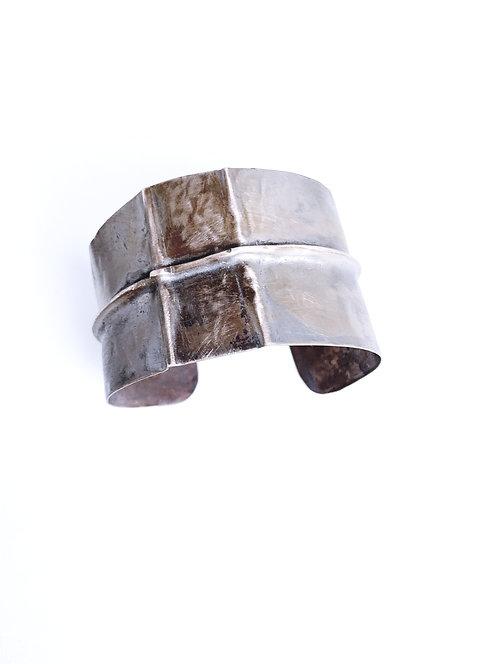 Small Fold Formed Bracelet