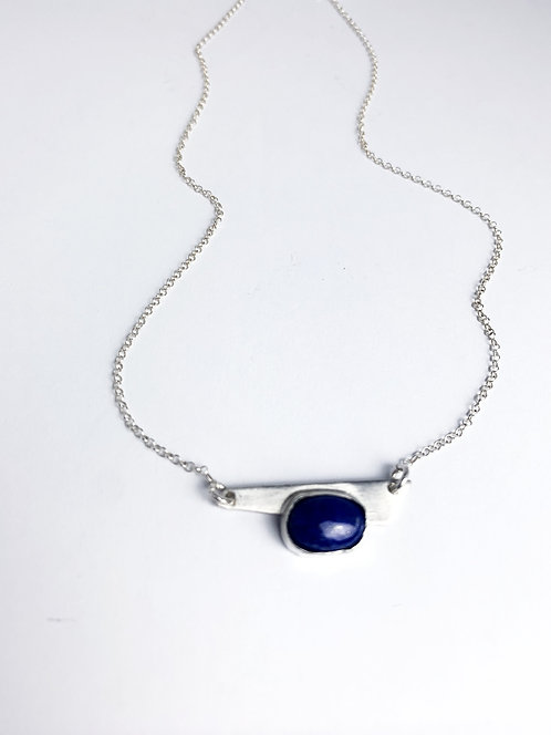 Little Lapis Necklace
