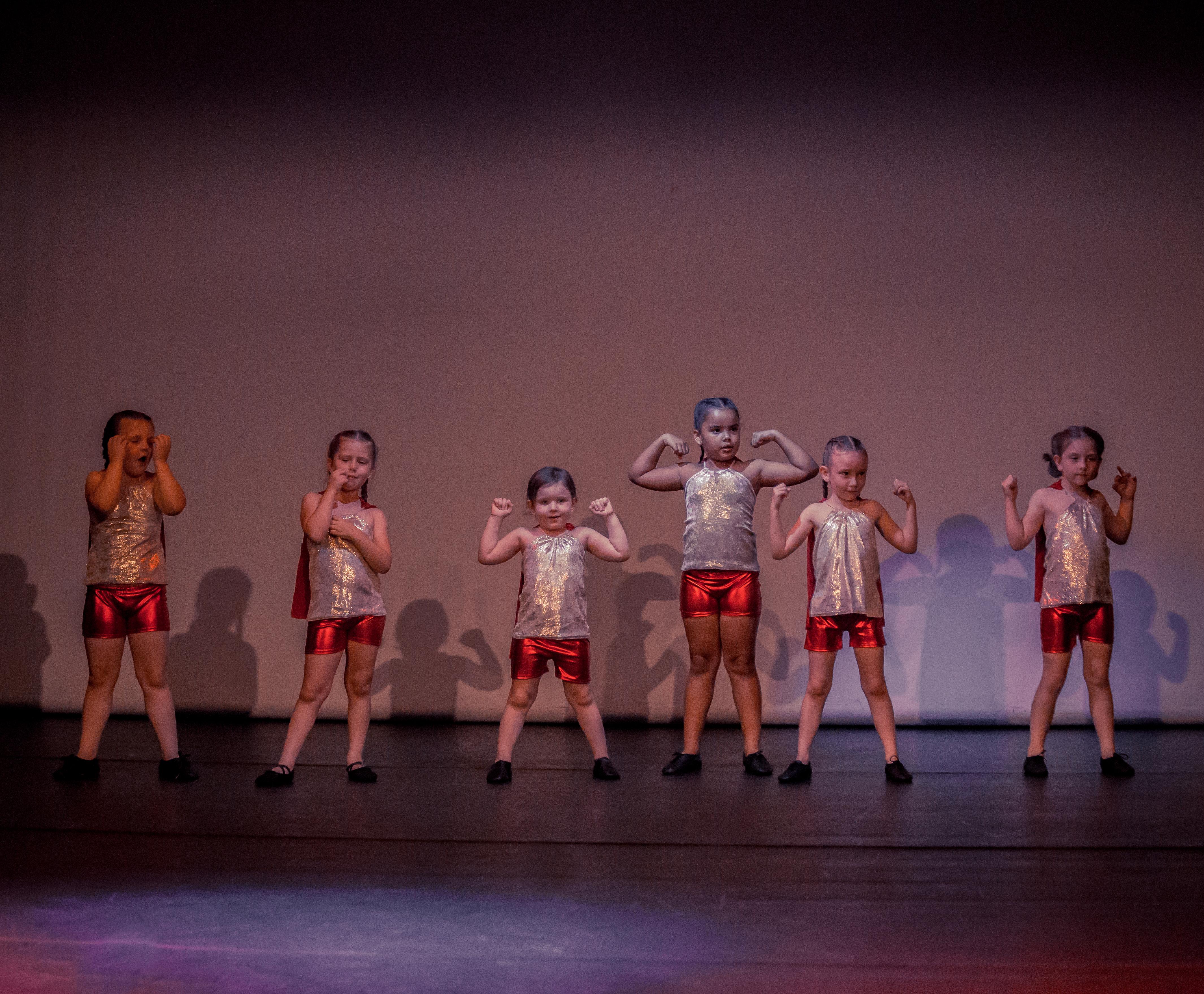 Dance 2-16