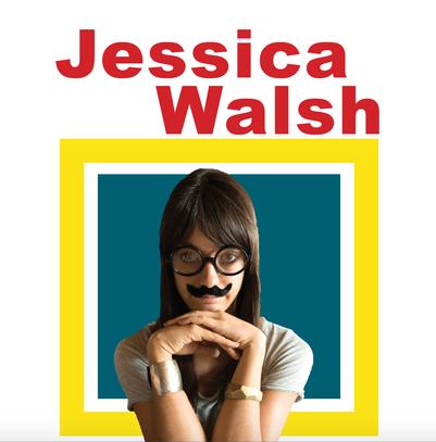 Jessica Walsh Magazine Cover