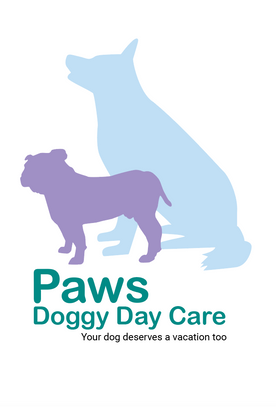Paws Doggy Day Care Poster
