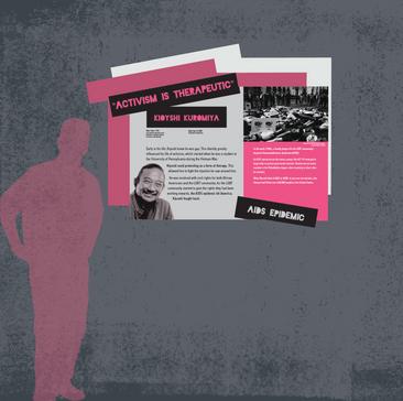 """Activism is Theraputic"": Kiyoshi Kuromiya & the AIDS Epidemic"