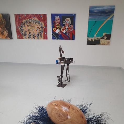 Alea jacta est (Expo collective, 2014)