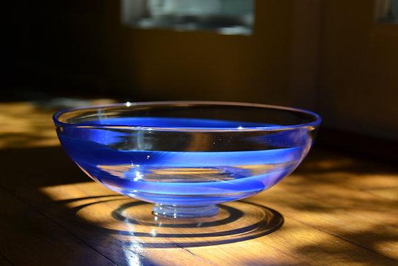 Blue Wrap Bowl
