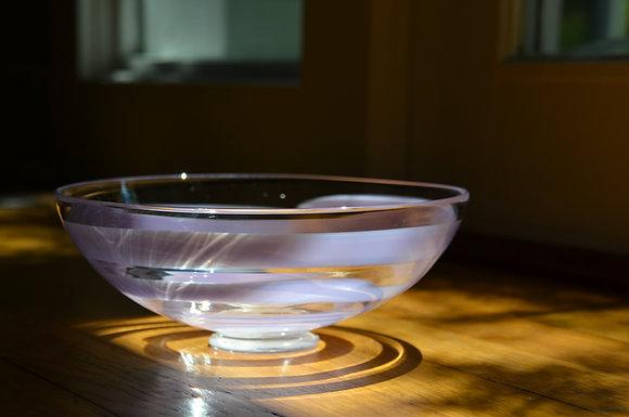 Lavender Wrap Bowl