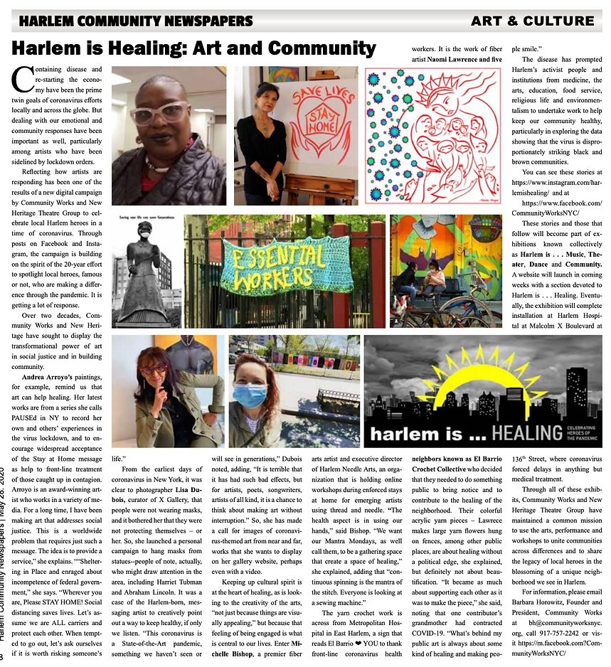 Harlem Community Newsoapers on Art.png