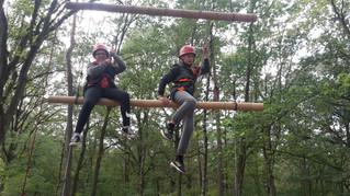 Kletterprojekt der 8. Klassen