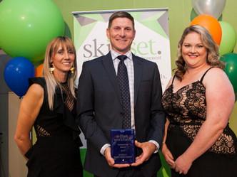 Skillset Award Win for Orange Team!