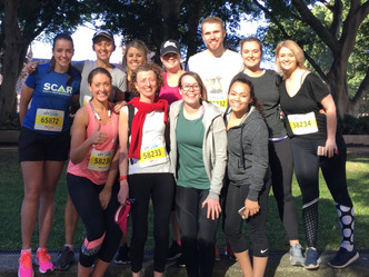 'INTERACTives' complete the City2Surf