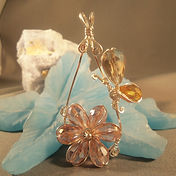 Crystal Flower and Buttefly.jpg