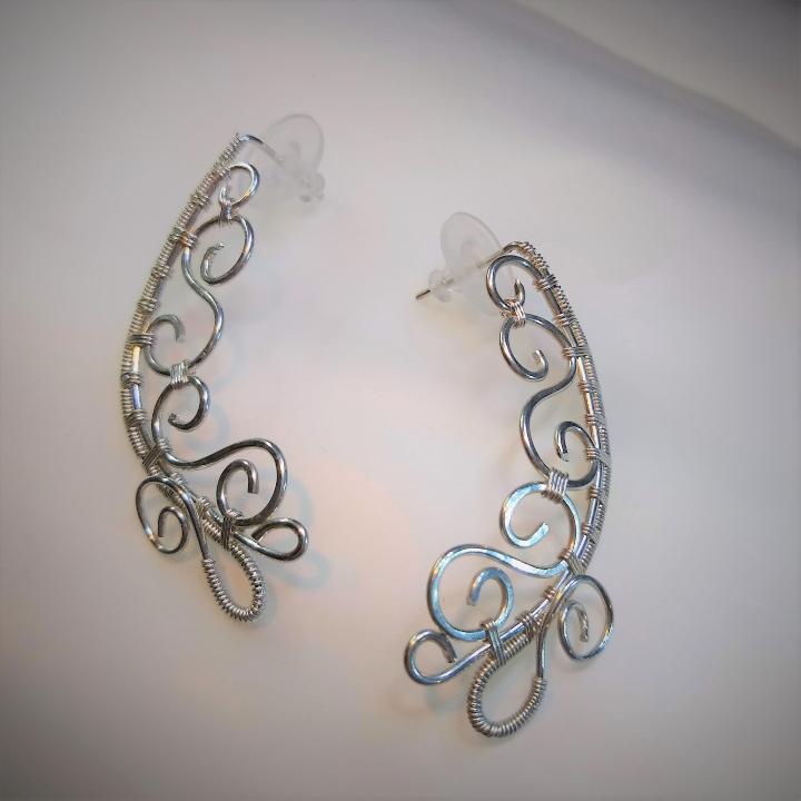 Arrondi Earrings RS