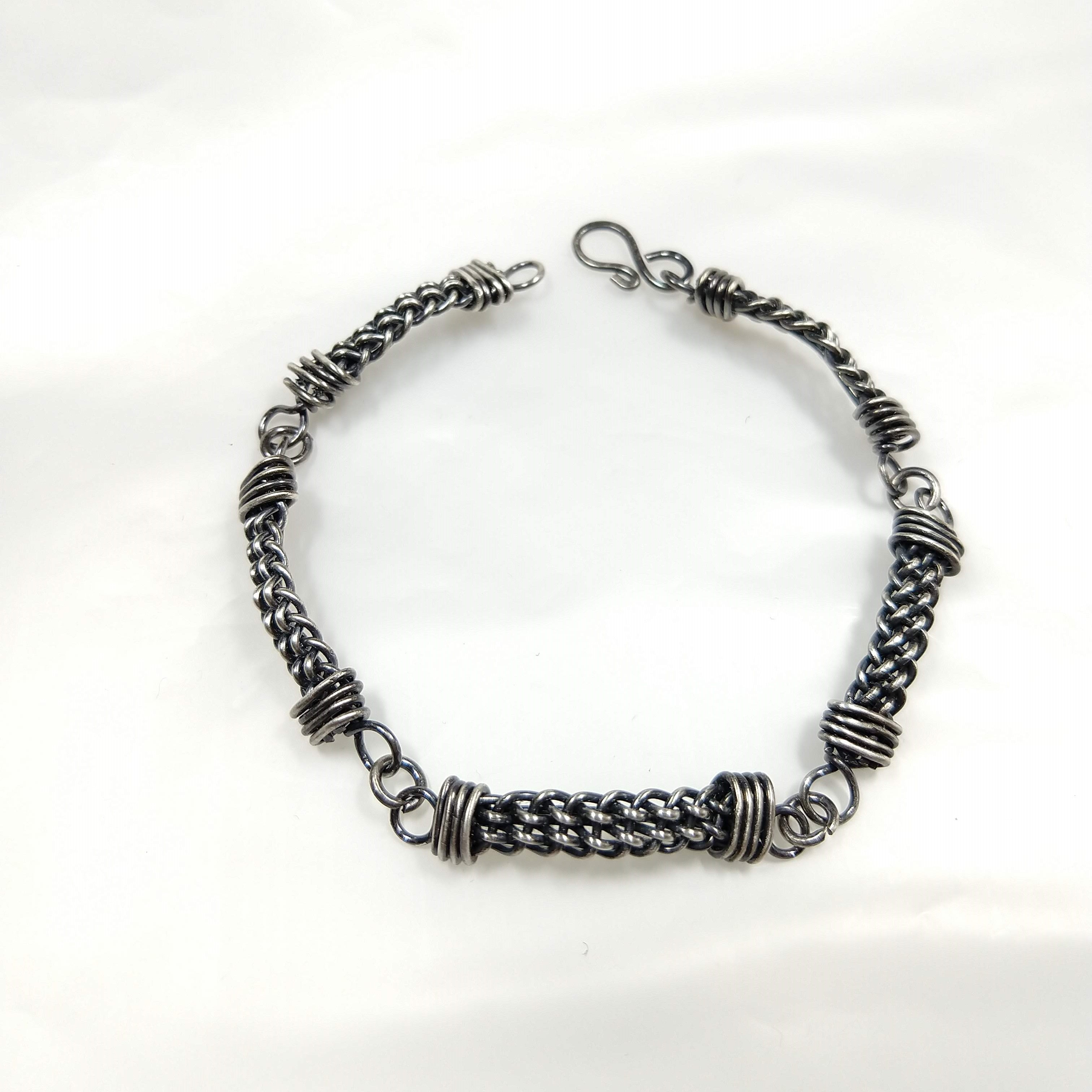 Woven Link Bracelet