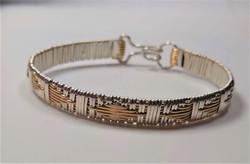 Aztec Inspired Bracelet