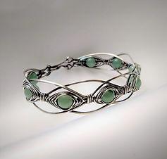 Laced Up Herringbone Bracelet.jpg