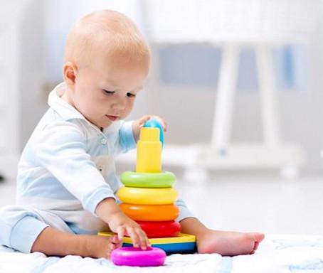 Actividades para bebés, potenciando sus sentidos