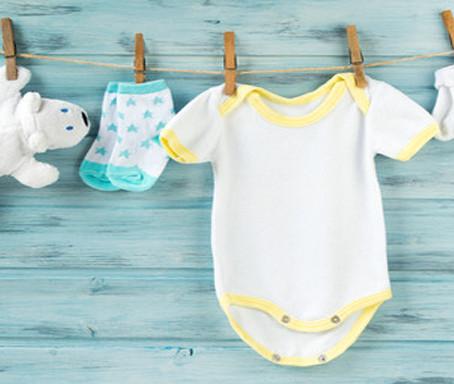 Ropa de bebé, todo lo que necesitas