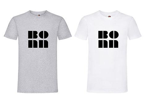 T-Shirts Bonn stilisiert