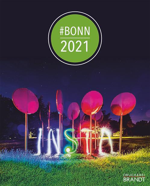 Wandkalender Bonn 2021