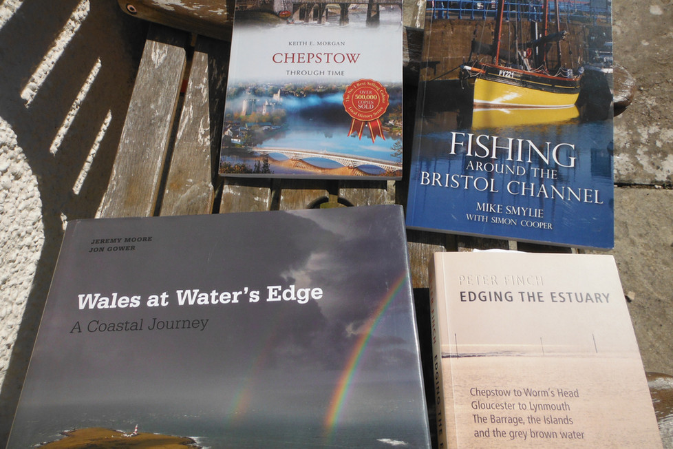 Our Lave net fishery in books !