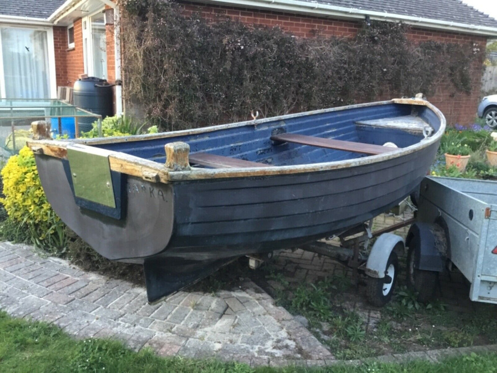 Our boat trailer stolen once again...........