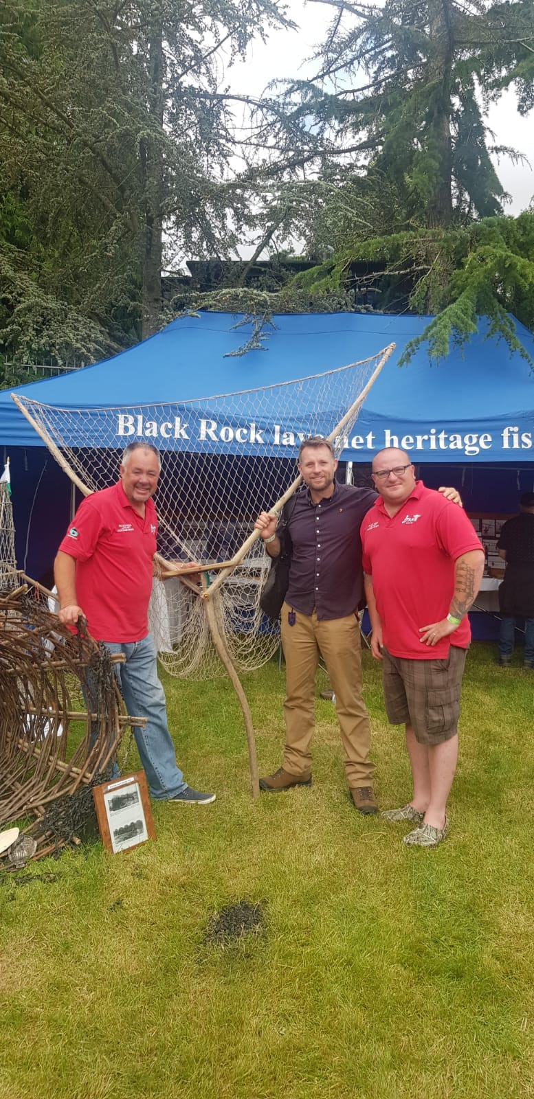 Catching up at the Royal Welsh show